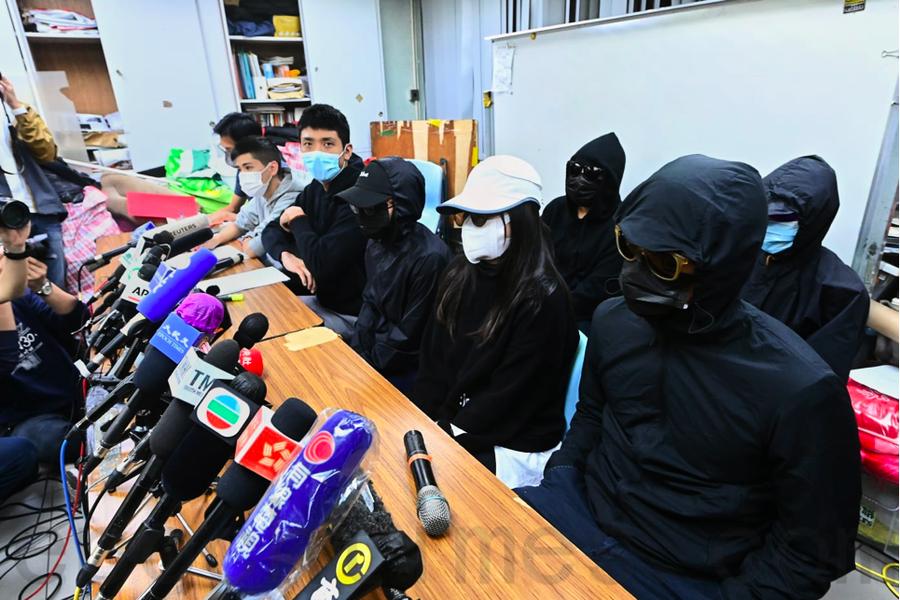 【12港人案】8人出獄將移交香港 料即時還押