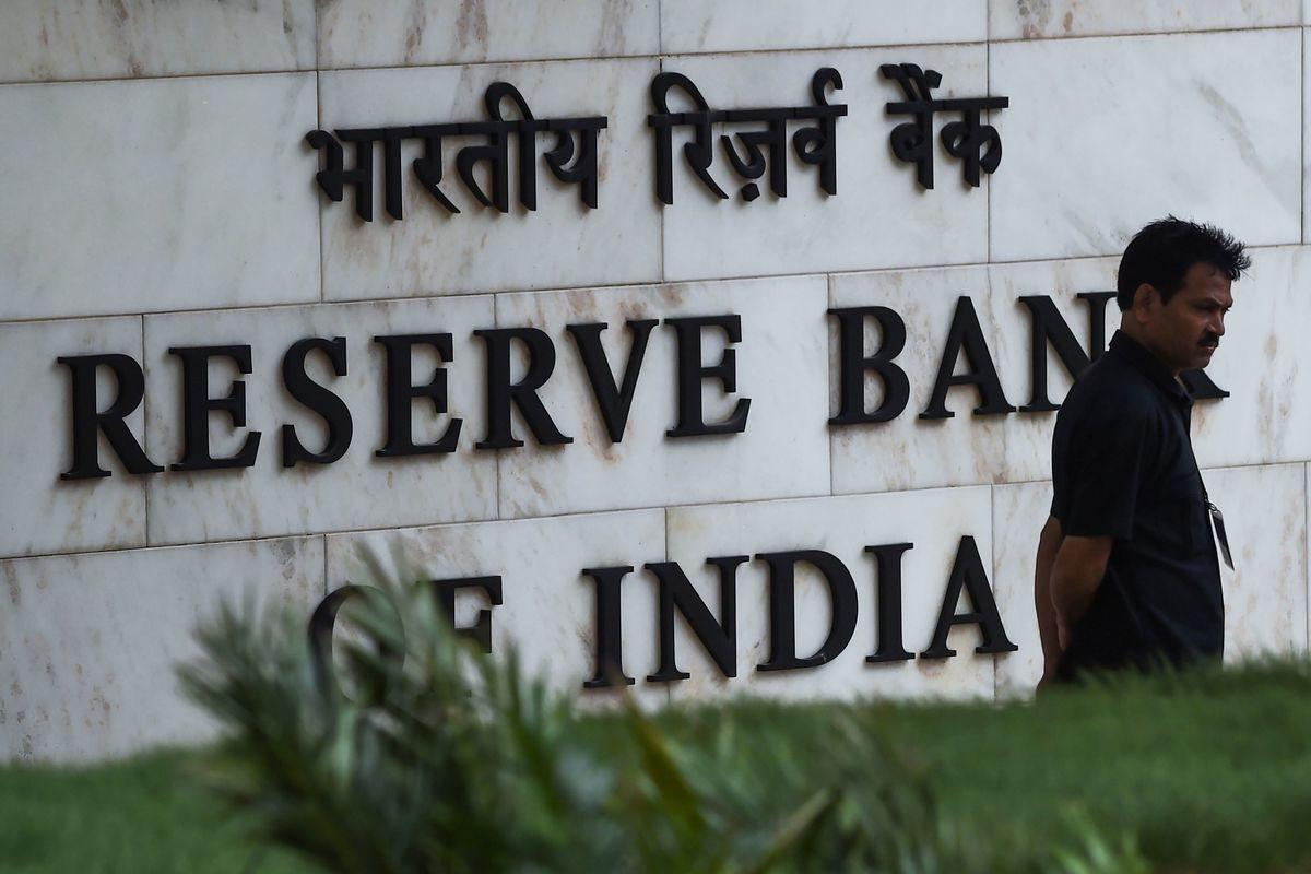 印度昨(3月19日)公佈外匯儲備按周增加0.30%至5,820億美元。(INDRANIL MUKHERJEE/AFP via Getty Images)