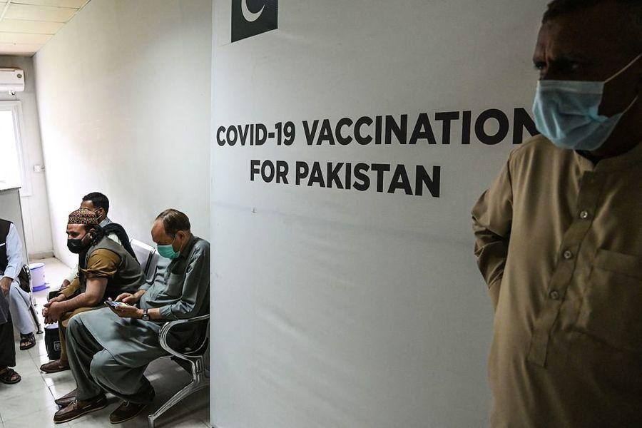 【即時】巴基斯坦總理確診  兩日前曾接種中國疫苗