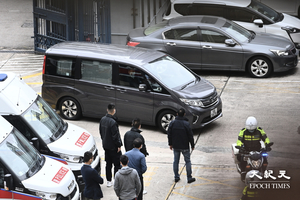 【不斷更新】12港人案 8人今移交香港警方 國安處李桂華入天水圍警署
