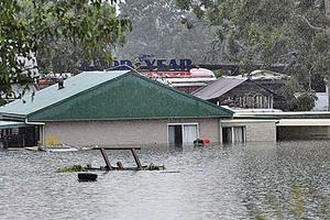 澳洲連日暴雨致洪災 數千人撤離