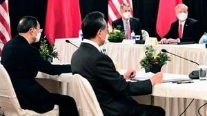 中美會談楊潔篪與王毅曝不和諧