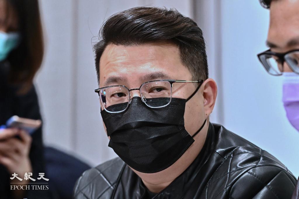 民主黨前立法會議員尹兆堅今向高等法院申請保釋被拒。資料圖片。(宋碧龍/大紀元)
