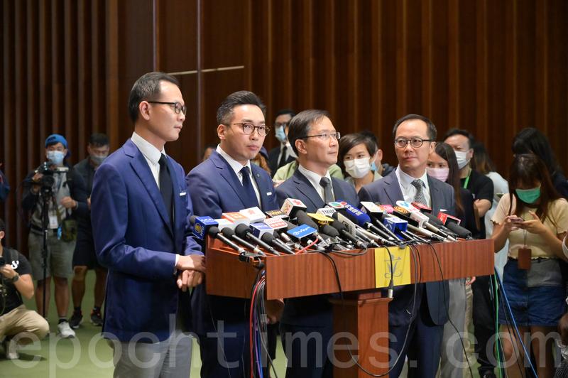 行管會與楊岳橋等四被DQ議員達「和解協議」 已退還所須款項