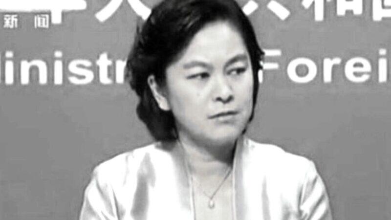 華春瑩稱美國應像中共對待新疆一樣 網友炸鍋