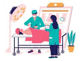 乳癌患者重建乳房 有利後續治療成效