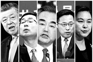 王友群:中共「戰狼外交」的背後因素