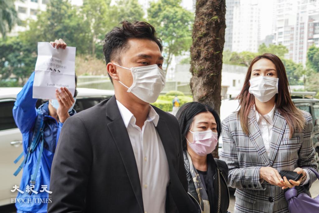 裁判官鄧少雄今(24日)裁定楊明「拒絕提供血液樣本作酒精測試」不成立,並表示楊明需就另兩項罪名還柙,楊明當庭表示要推翻早前的認罪答辯。(余鋼/大紀元)