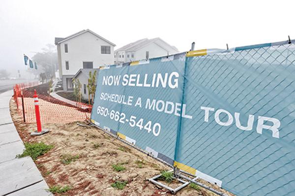 樓價利率雙漲 美新屋銷售量大跌18%