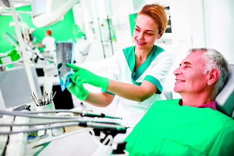 美國牙醫保險裏的專業術語