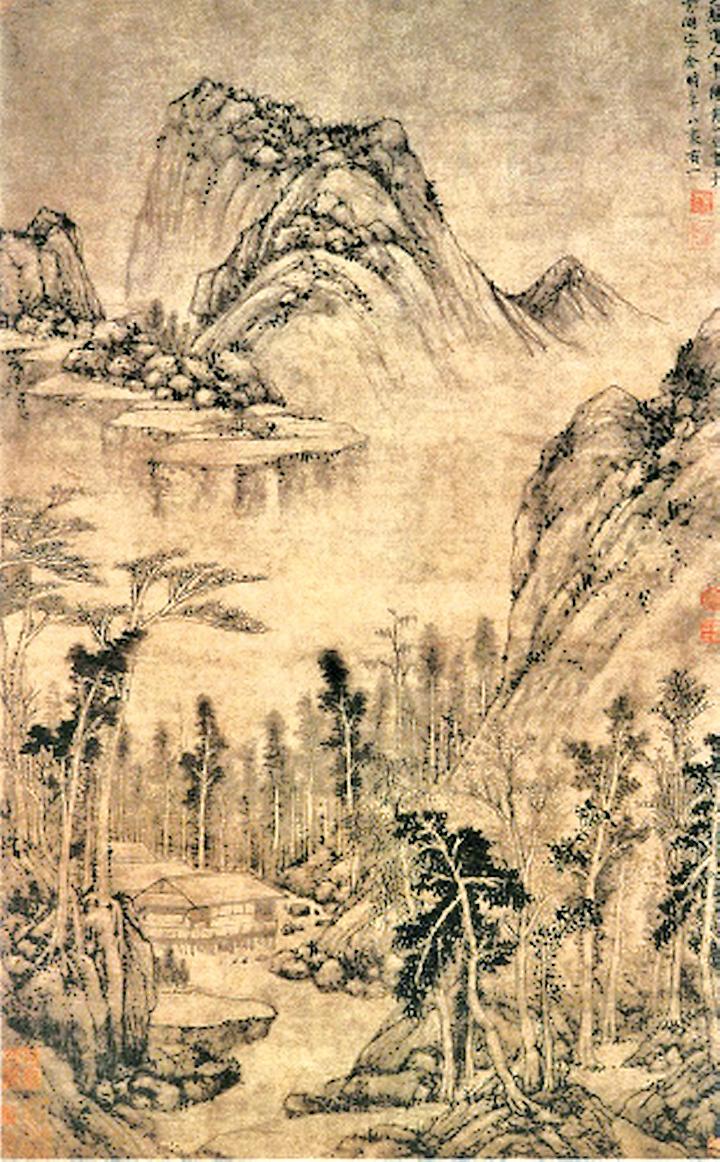 富春山水韻,六世望黃公(上)