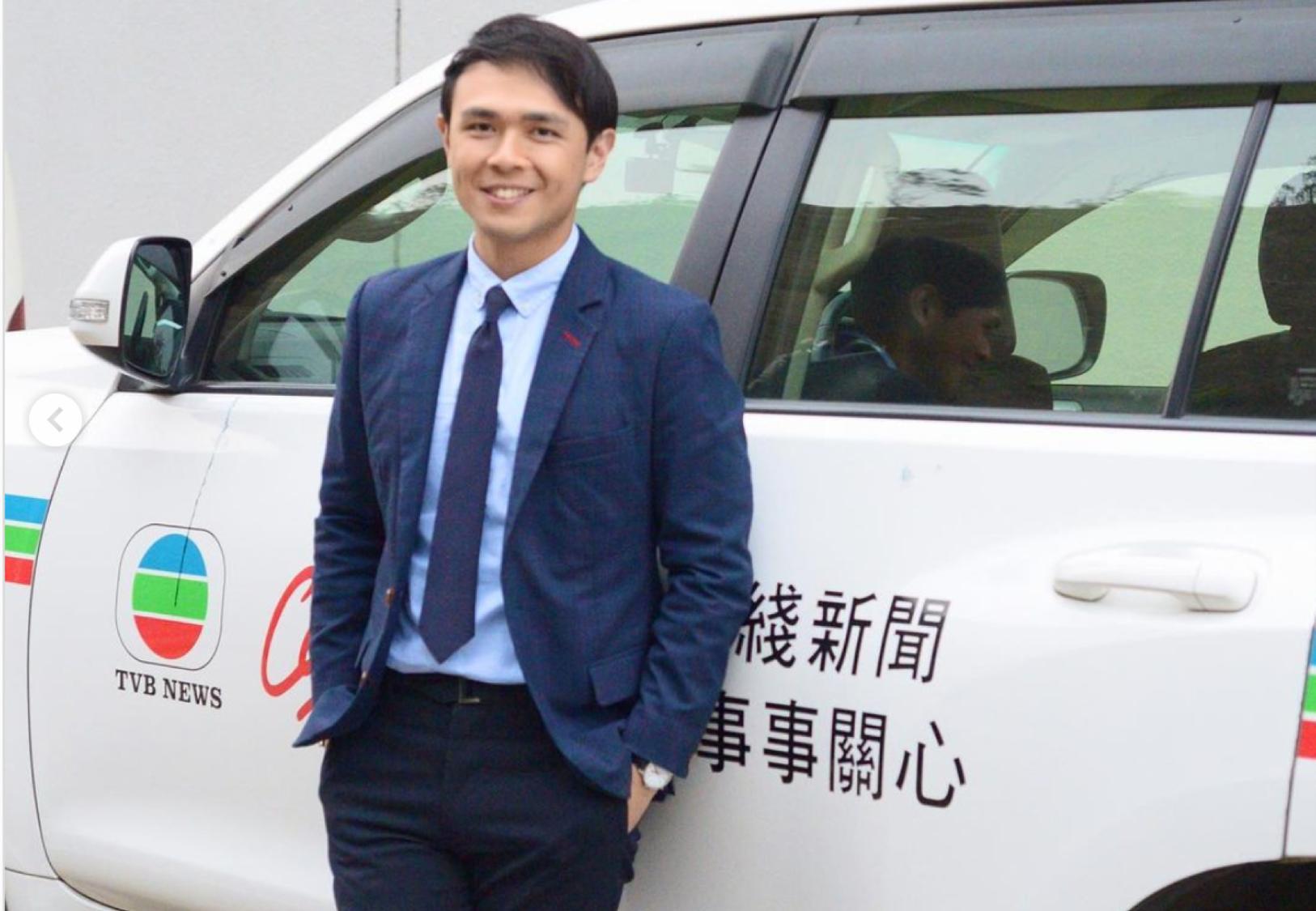 無線主播王俊彥在臨別之際發文見證大台的興衰,慨嘆「時光未許倒流」。(王俊彥 Instagram)