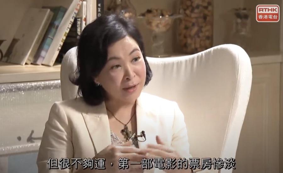 港台節目遭審查 《鏗鏘說》換「太黃」主持蘇玉華