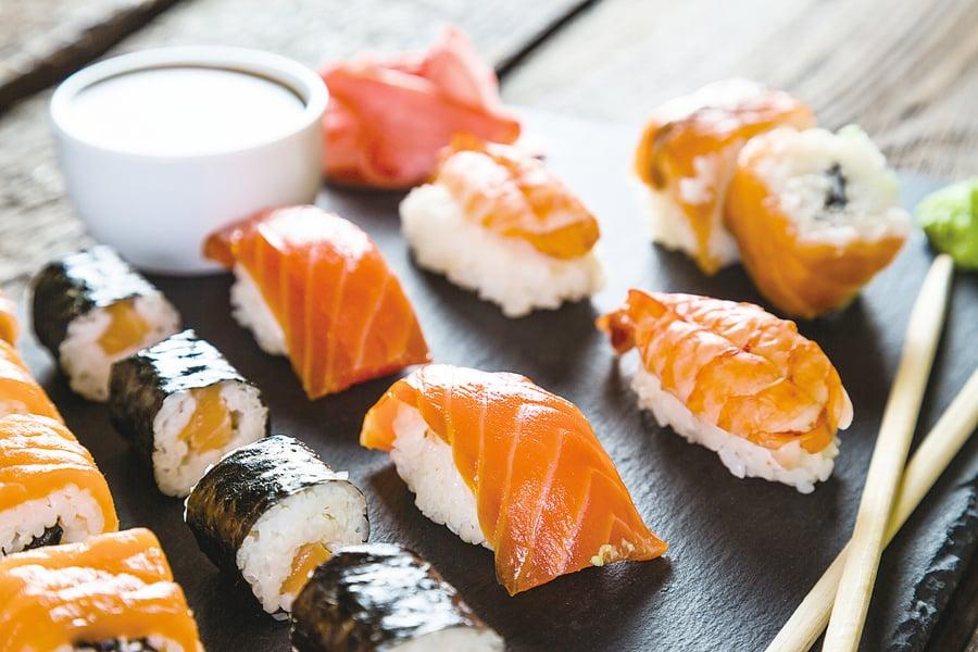 三文魚五大營養 三類人不宜多吃