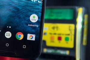 谷歌聯手三菱 「安卓支付」將登陸日本