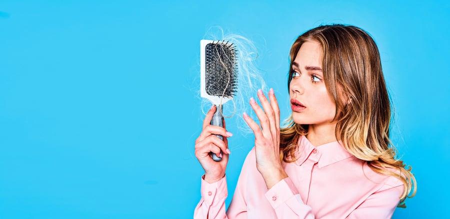 如何減少落髮?遵循養髮3步驟:1洗、 2吃、 3睡