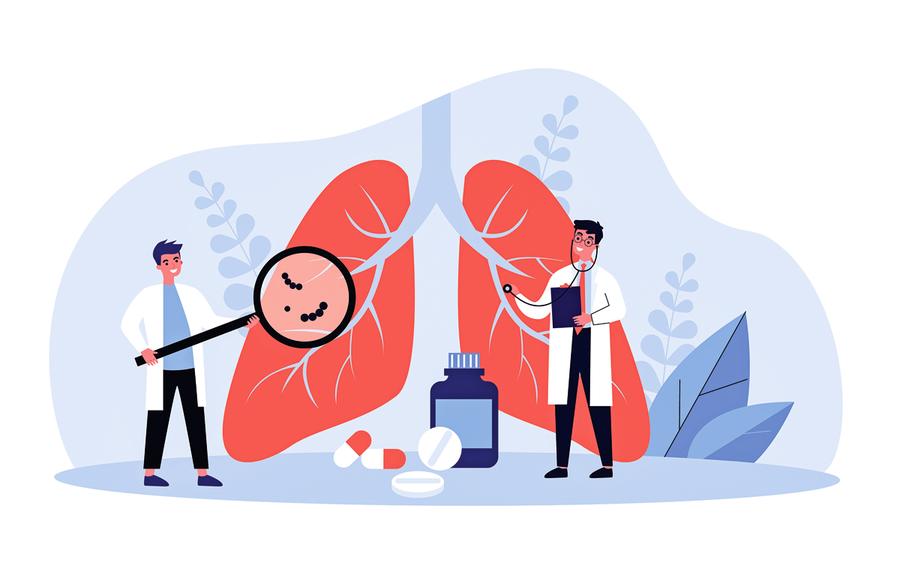 肺結核患者按時服藥 治癒率可達95%