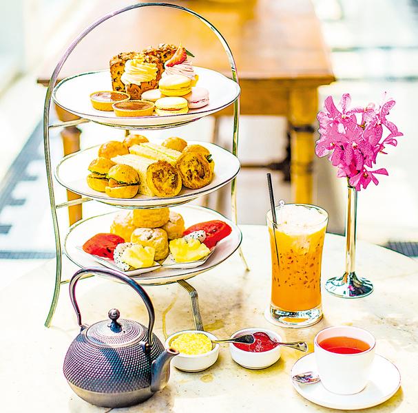 茶與甜點 美味碰撞各具巧思