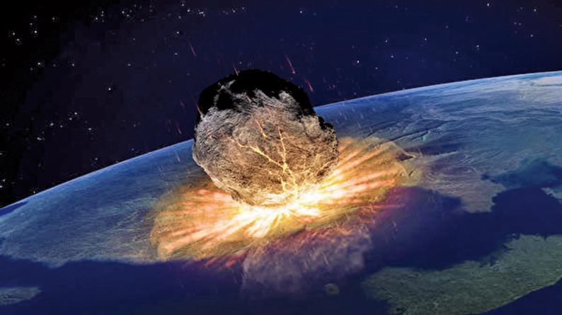 世界最古老「隕石坑」並非隕石坑?