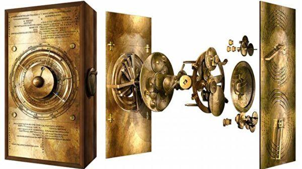 兩千年前的電腦復原圖。(University College London)
