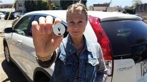 全球熱銷 小設備讓你迅速找到自己的車