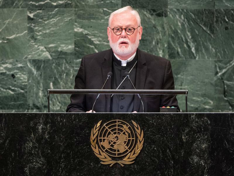 梵蒂岡對港抗爭沉默 稱「譴責聲明無實效」