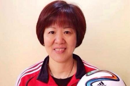 中國女排教練郎平。(郎平微博)