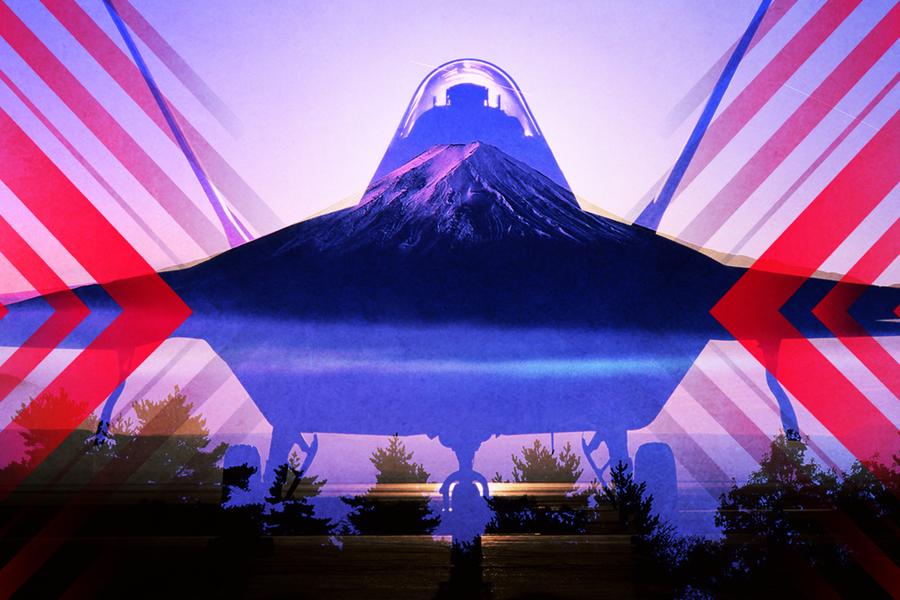 F-22部署日本 讓西太的天空靜下來
