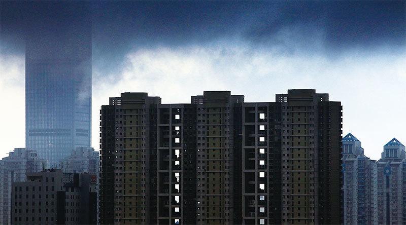 房地產泡沫化 中國金融風險最大的「灰犀牛」來襲【影片】