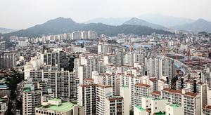 中國投資者熱購南韓房地產