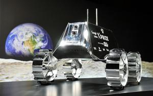 日本月球探索隊公佈探索車模型