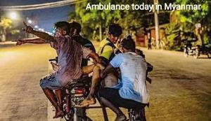 緬甸軍人節大屠殺增至114死