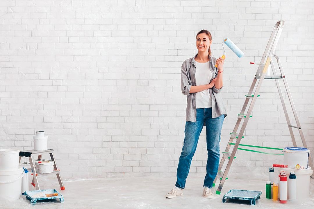 選對合適的白色油漆,能讓你事半功倍!