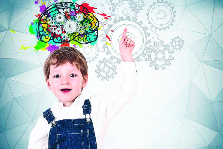 翻轉嬰幼兒大腦發展觀念