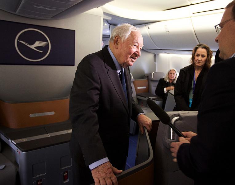 波音747之父喬薩特辭世 享年95歲
