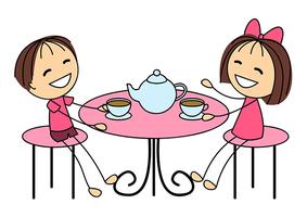 童詩  : 茶的聯想