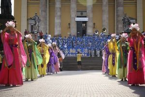 天國樂團東歐巡演 應邀參加匈牙利國慶慶典