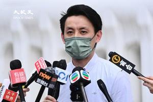 中共改港選舉 民主黨指黨員參選意欲降低
