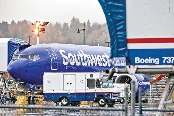 美西南航空購百架新機 737 Max復飛以來最大訂單