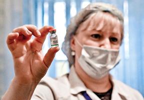 疫苗最大懷疑者?前線醫護