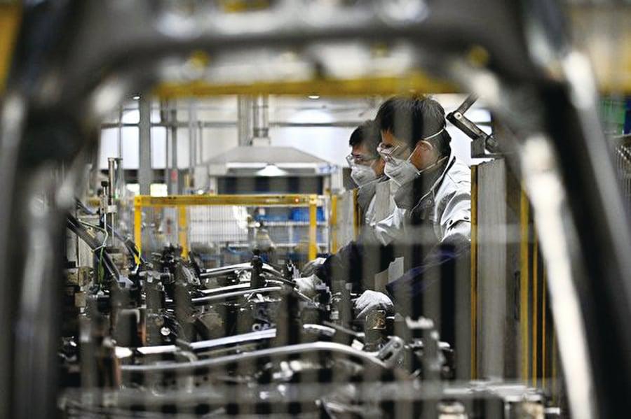 學者:未來四年大陸年減一千萬勞動力