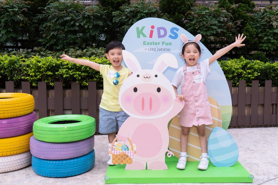 【活動速遞】銅鑼灣利園區「Kids Easter Fun復活節歡樂派對」