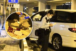 【突發命案】七人車司機被拖下車斬傷 送院治理情況嚴重