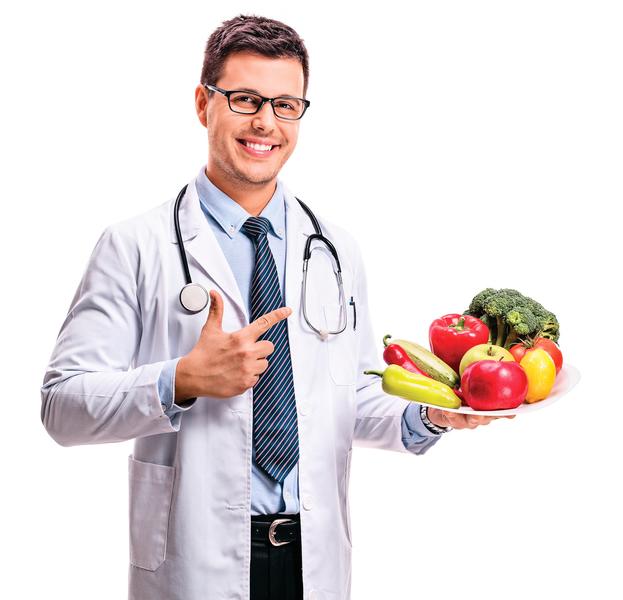抗癌食物金字塔 大公開 你知道哪些是位居頂端的食物嗎?