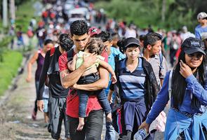 八成被捕非法移民家庭 在美國境內迅速獲釋