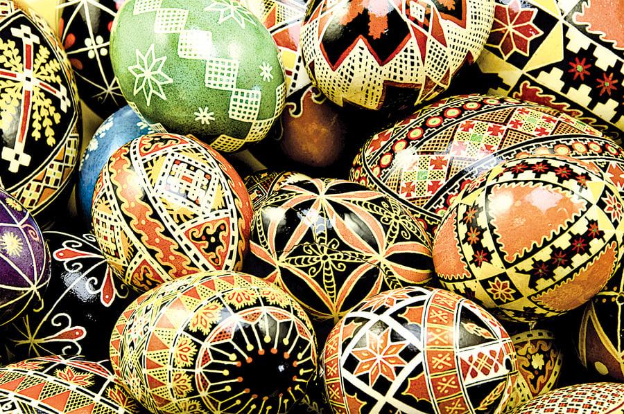 復活節的習俗與美食