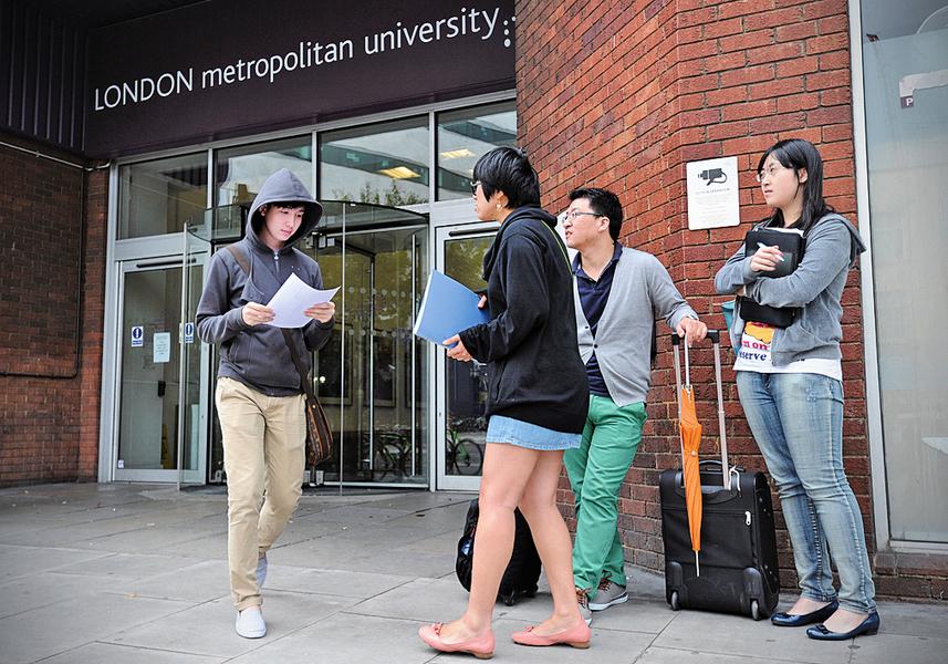 逾半港家長擬送子女海外讀大學