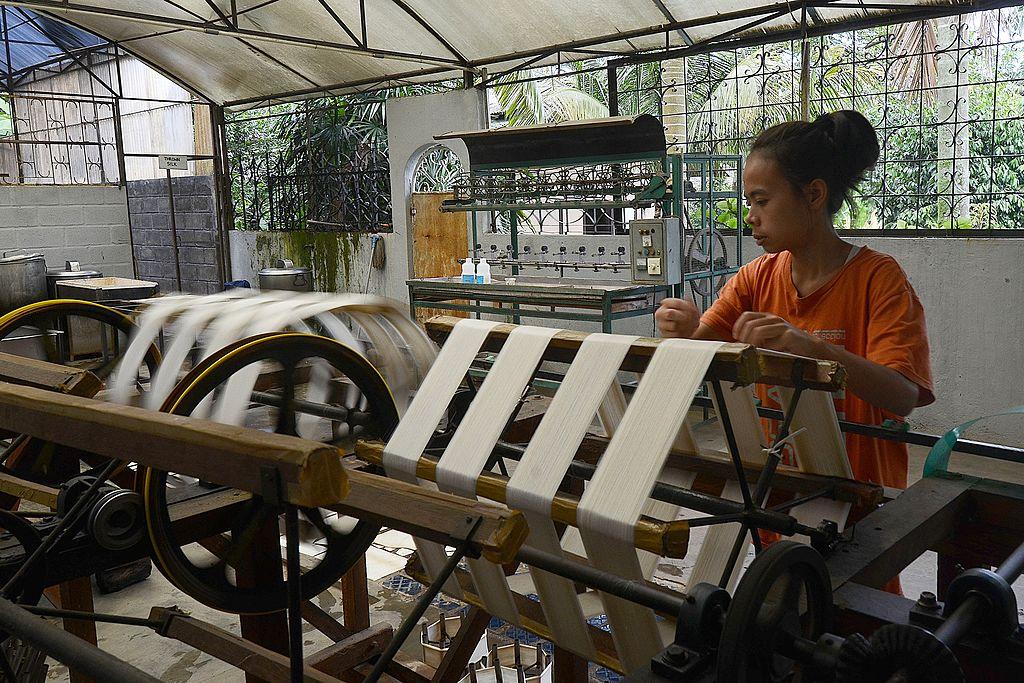 IHS Markit今(4月1日)公佈3月份泰國製造業PMI為48.8,反映製造業商業活動正在收縮。(Nurcholis Anhari Lubis/Getty Images)