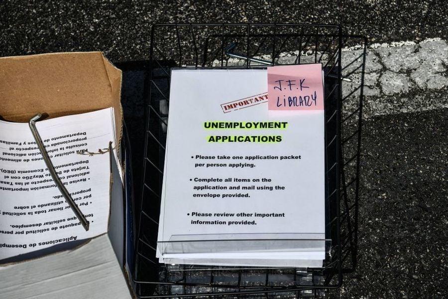美一周首領失業救濟人數增6.1萬 高於預期