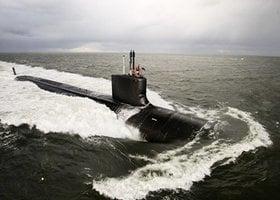 美軍大動作威懾中共 前沿潛艇同時進行應急行動